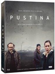 Blu-ray Pustina