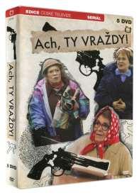 Ach ty vraždy DVD