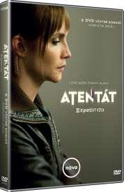 Atentát DVD