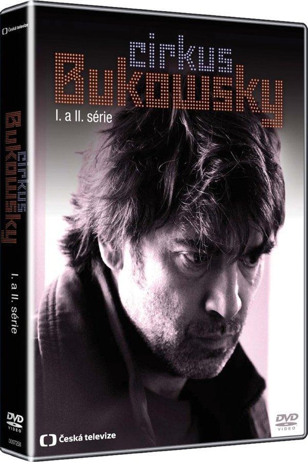 Cirkus Bukowsky DVD