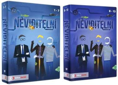 Neviditelní DVD