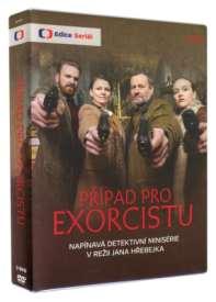 PŘÍPAD PRO EXORCISTU DVD
