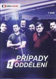 PŘÍPADY 1. ODDĚLENÍ 1 DVD