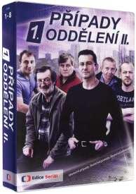 PŘÍPADY 1. ODDĚLENÍ - 2. SÉRIE DVD