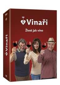 VINAŘI 1. SÉRIE DVD