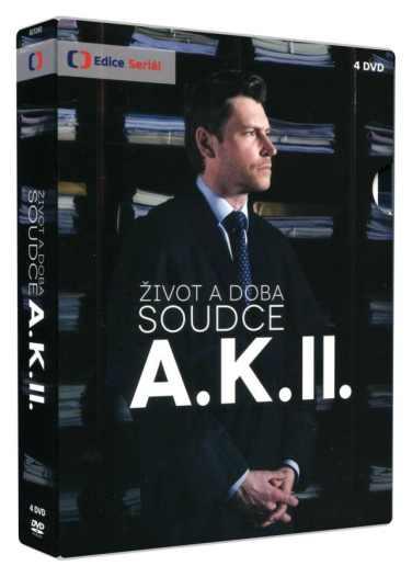 ŽIVOT A DOBA SOUDCE A. K. 2DVD